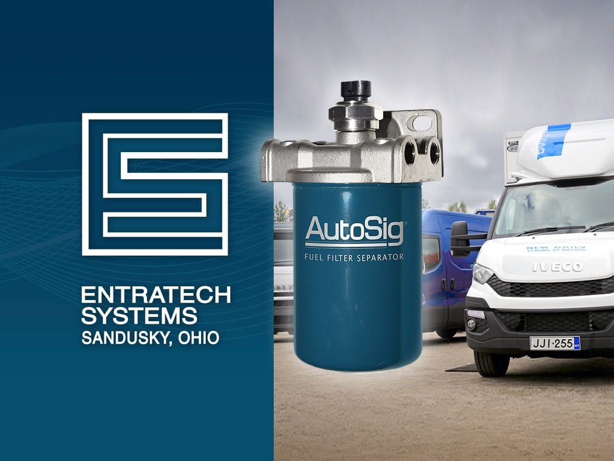 Diesel Pickup Truck And Commercial Replacement Fuel Filter Spin On Housing Water Separator